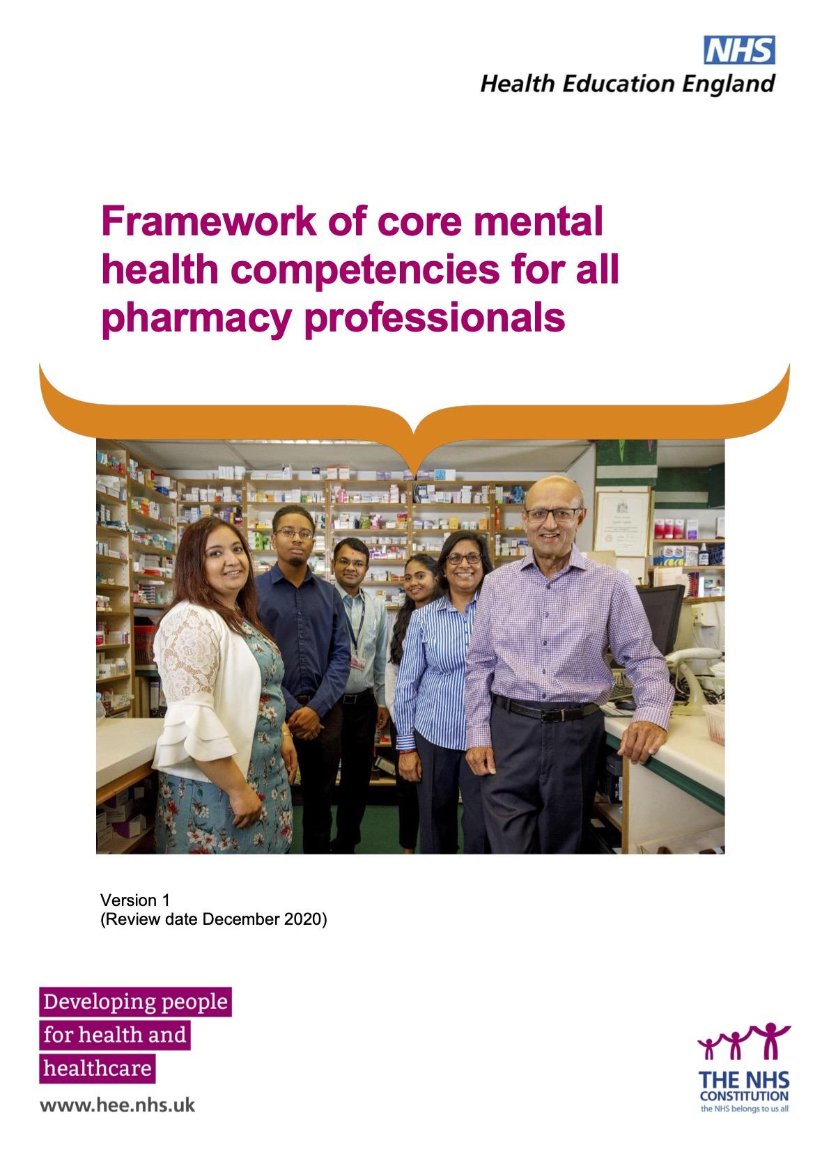 JPEG Pharmacy Framework 2020
