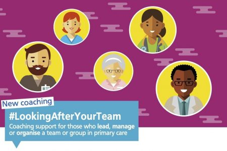Looking After Your Team - poster